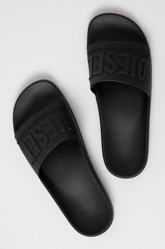 černá Diesel - Pantofle