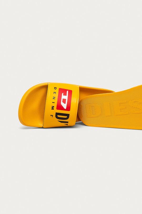 žltá Diesel - Šľapky