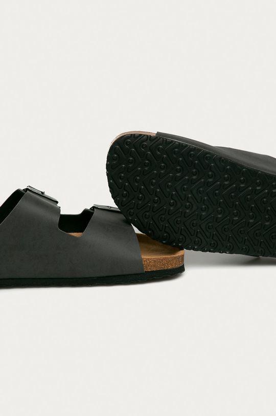 Pepe Jeans - Pantofle  Svršek: Umělá hmota Vnitřek: Textilní materiál, Přírodní kůže Podrážka: Umělá hmota