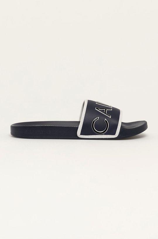 námořnická modř Calvin Klein Jeans - Pantofle Pánský