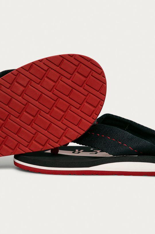 Tommy Hilfiger - Slapi  Gamba: Material textil Interiorul: Material sintetic, Material textil Talpa: Material sintetic