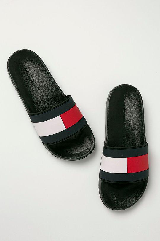 černá Tommy Hilfiger - Pantofle