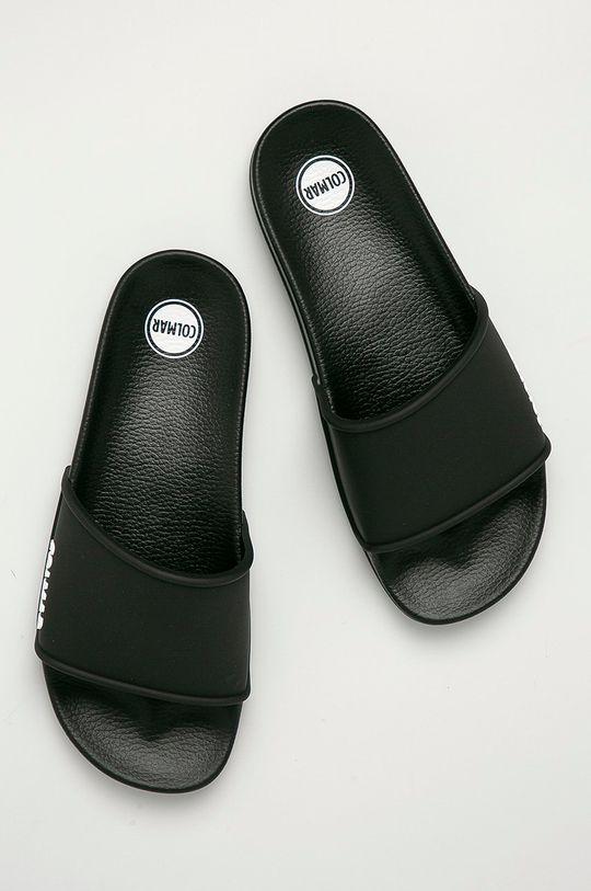 černá Colmar - Pantofle