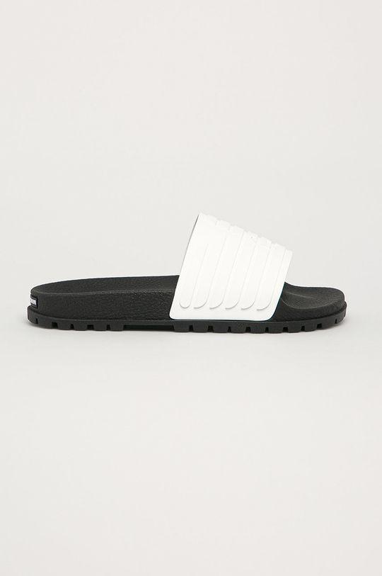 bílá Emporio Armani - Pantofle Pánský