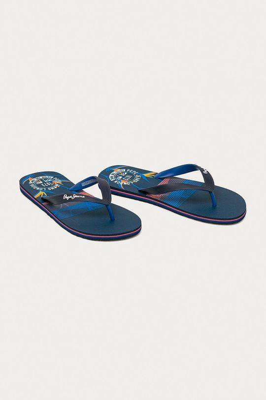 Pepe Jeans - Žabky Hawi Surf námořnická modř
