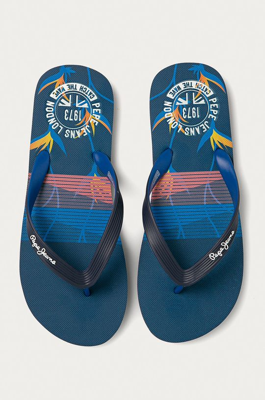 námořnická modř Pepe Jeans - Žabky Hawi Surf