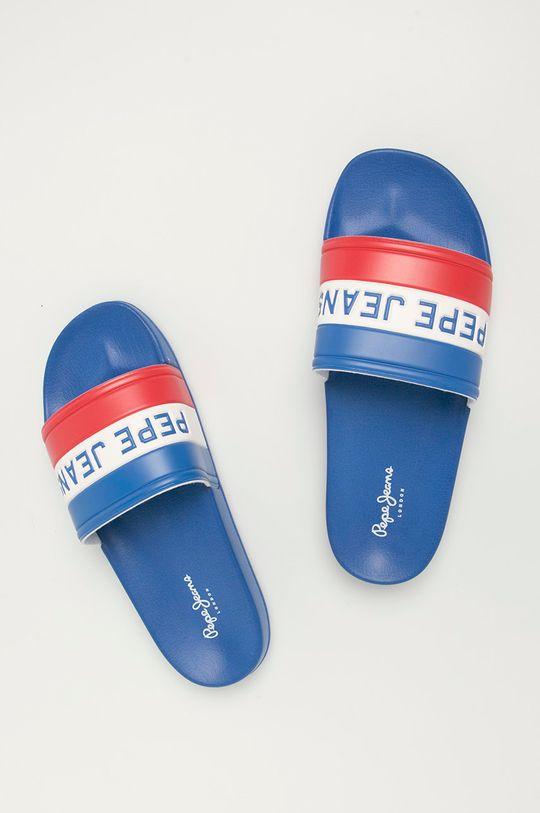 Pepe Jeans - Pantofle Slider Timy  Umělá hmota