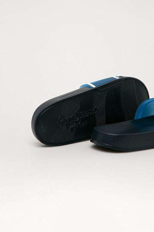 Pepe Jeans - Pantofle Translucent  Svršek: Umělá hmota Vnitřek: Umělá hmota Podrážka: Umělá hmota