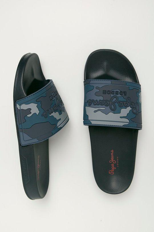 Pepe Jeans - Pantofle Mimetic  100% Umělá hmota
