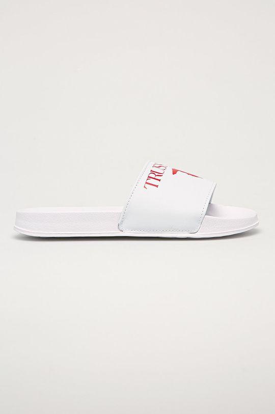 červená Trussardi Jeans - Šľapky Pánsky