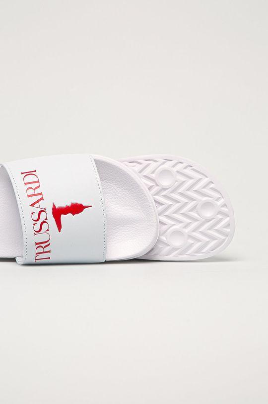 Trussardi Jeans - Šľapky  Zvršok: Syntetická látka Vnútro: Syntetická látka, Textil Podrážka: Syntetická látka