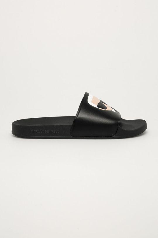 negru Karl Lagerfeld - Papuci De bărbați