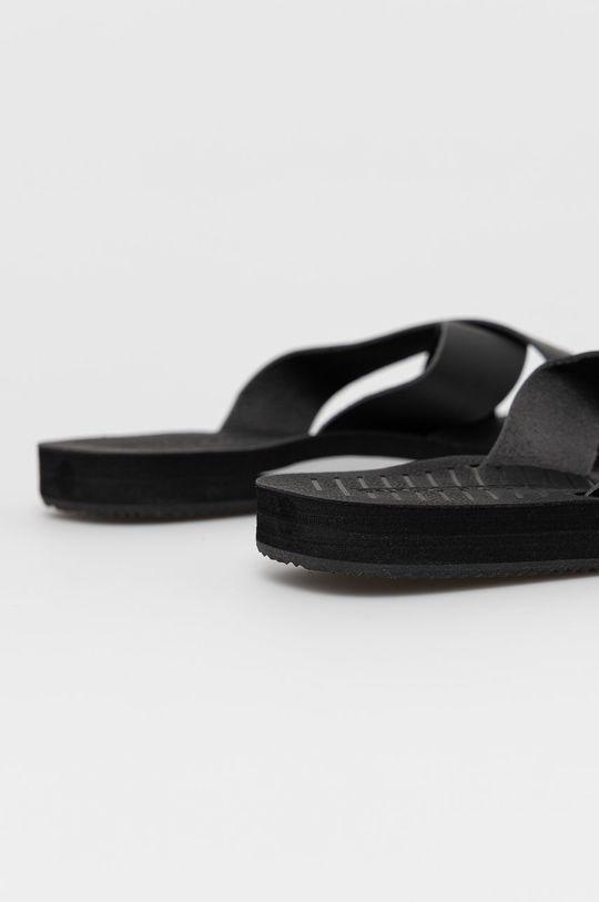 Jack & Jones - Kožené pantofle  Svršek: Přírodní kůže Vnitřek: Umělá hmota Podrážka: Umělá hmota