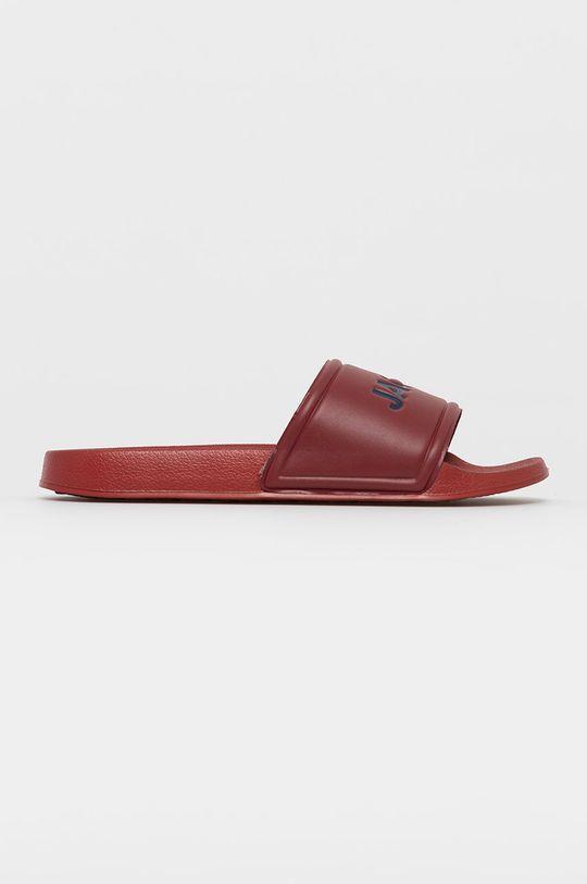 červená Jack & Jones - Pantofle Pánský