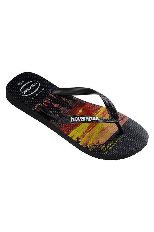 Havaianas - Slapi negru