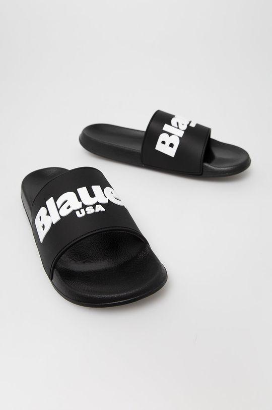 Blauer - Pantofle černá
