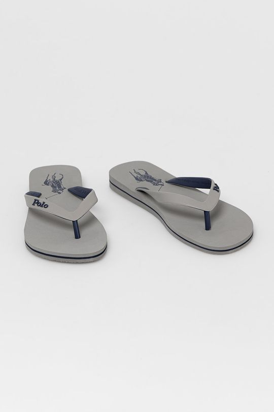 Polo Ralph Lauren - Žabky šedá