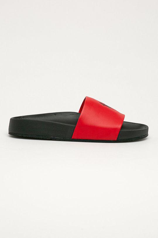 červená Polo Ralph Lauren - Pantofle Pánský