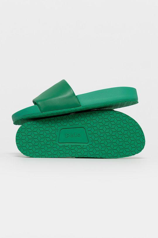 Polo Ralph Lauren - Šľapky  Zvršok: Syntetická látka Vnútro: Syntetická látka, Textil Podrážka: Syntetická látka