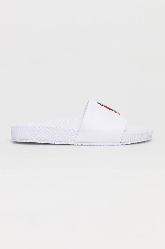 biela Polo Ralph Lauren - Šľapky Pánsky