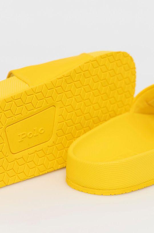 Polo Ralph Lauren - Papuci  Gamba: Material sintetic Interiorul: Material textil Talpa: Material sintetic