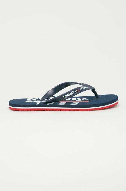 námořnická modř Tommy Jeans - Žabky Pánský