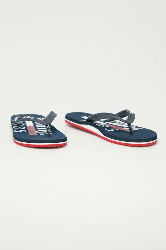 Tommy Jeans - Žabky námořnická modř