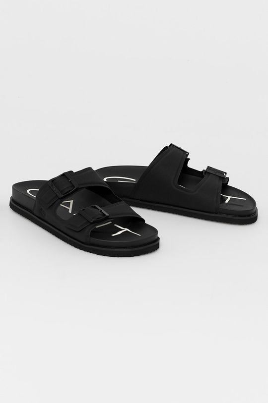Gant - Šľapky Mardale čierna
