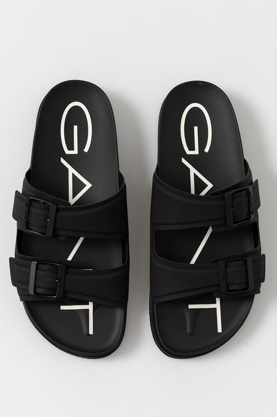 čierna Gant - Šľapky Mardale