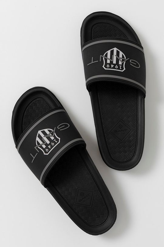 Gant - Šľapky Beachrock čierna