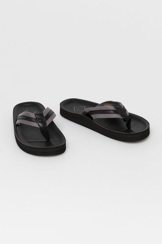Gant - Žabky Palmworld čierna