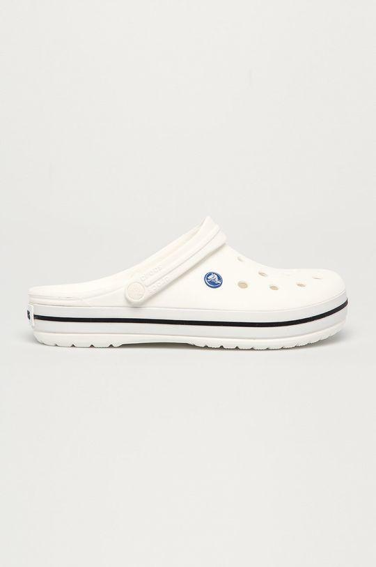 biały Crocs - Klapki Męski