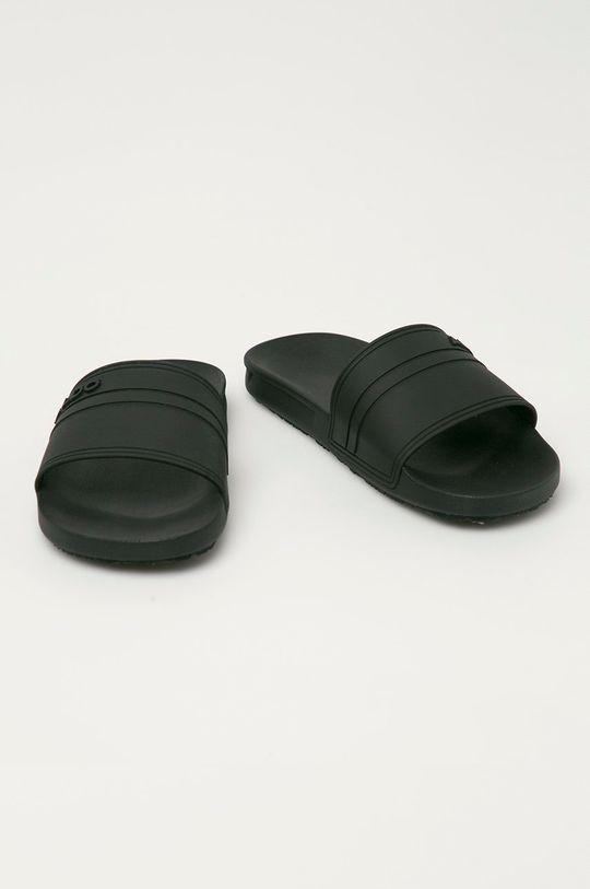 Aldo - Šľapky Dinmore čierna