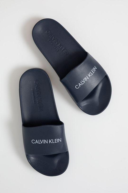 Calvin Klein - Šľapky čierna