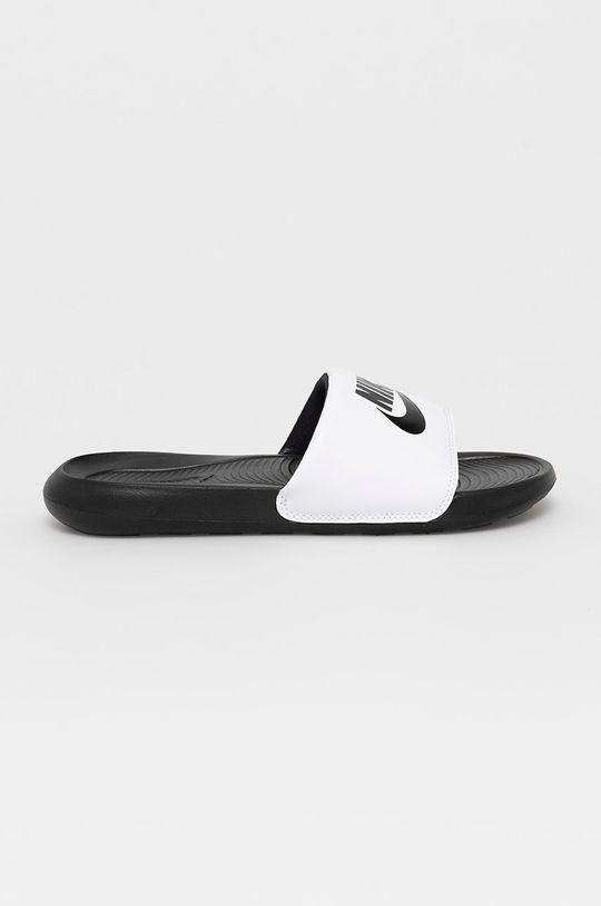 biela Nike Sportswear - Šľapky Pánsky