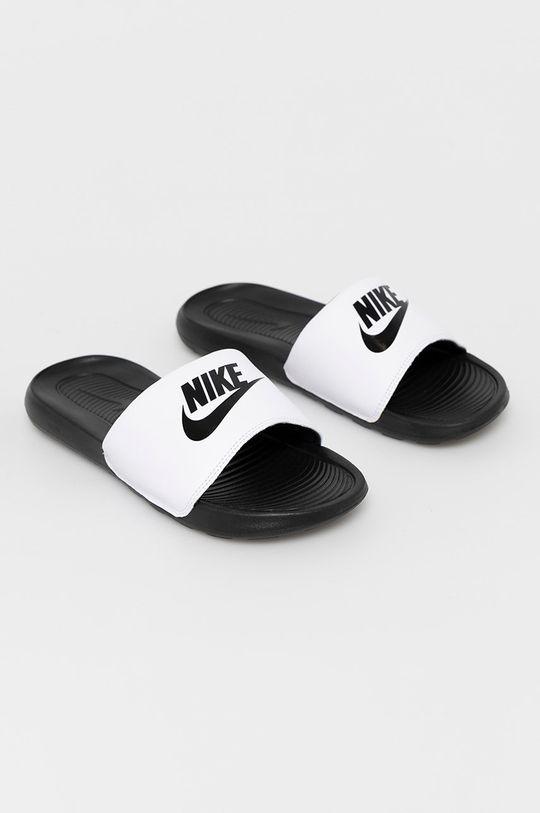 Nike Sportswear - Šľapky biela