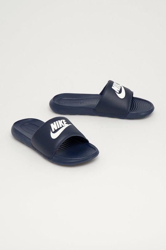 Nike Sportswear - Klapki granatowy