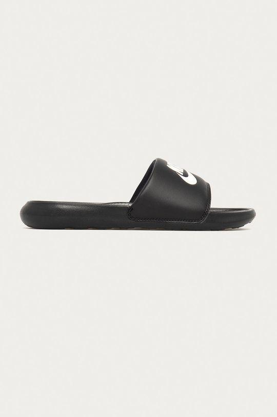 czarny Nike Sportswear - Klapki Męski