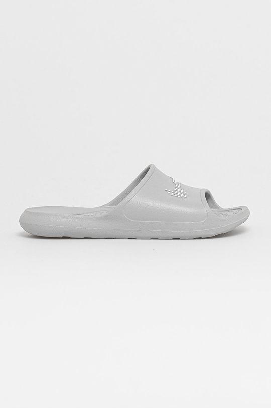 jasny szary Nike Sportswear - Klapki Męski