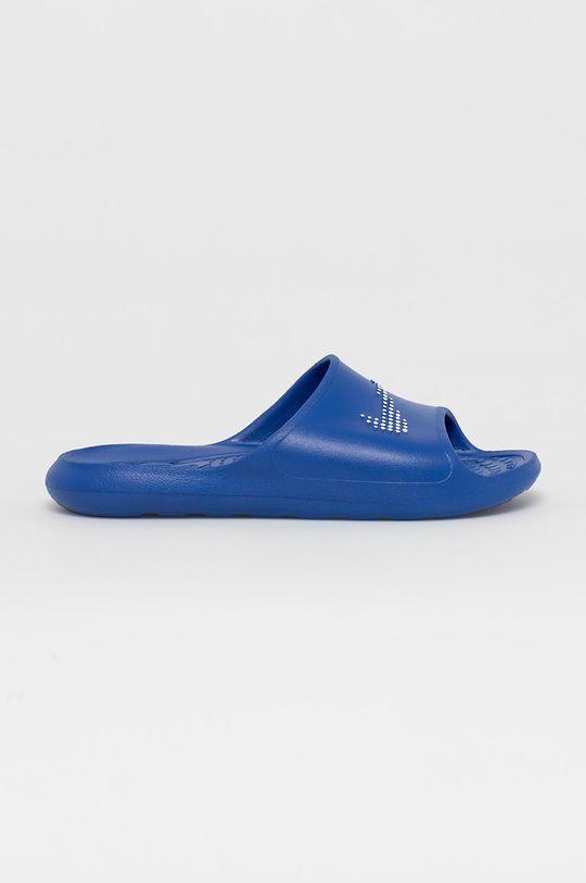 niebieski Nike Sportswear - Klapki Męski