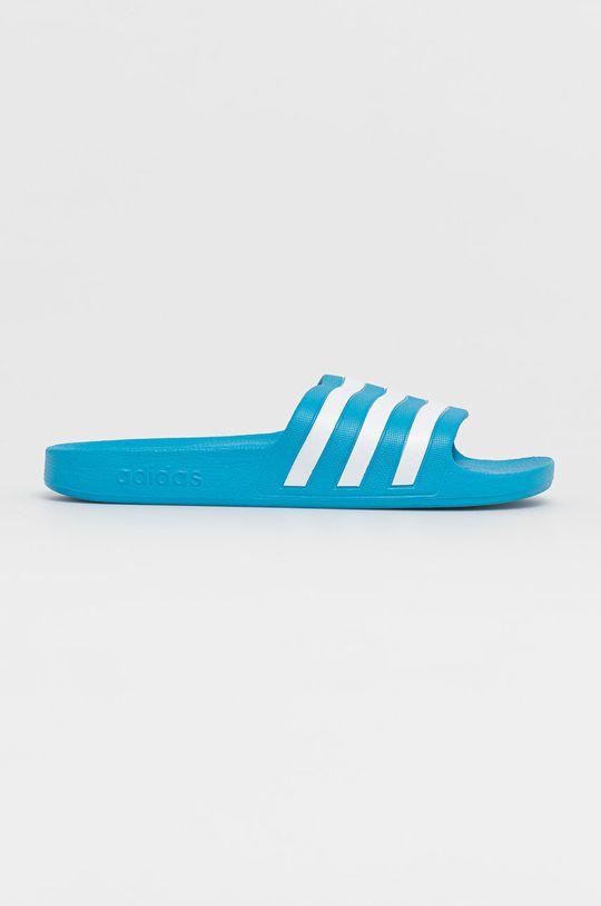 modrá adidas - Šľapky ADILETTE Pánsky