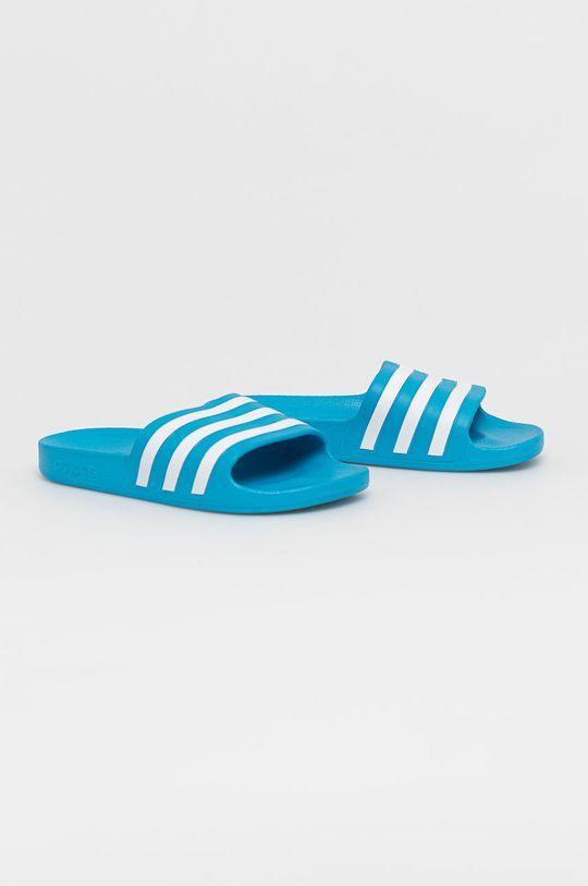 adidas - Šľapky ADILETTE modrá