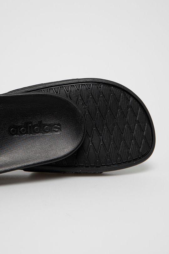 adidas - Klapki Adilette Comfort Cholewka: Materiał syntetyczny, Wnętrze: Materiał syntetyczny, Materiał tekstylny, Podeszwa: Materiał syntetyczny