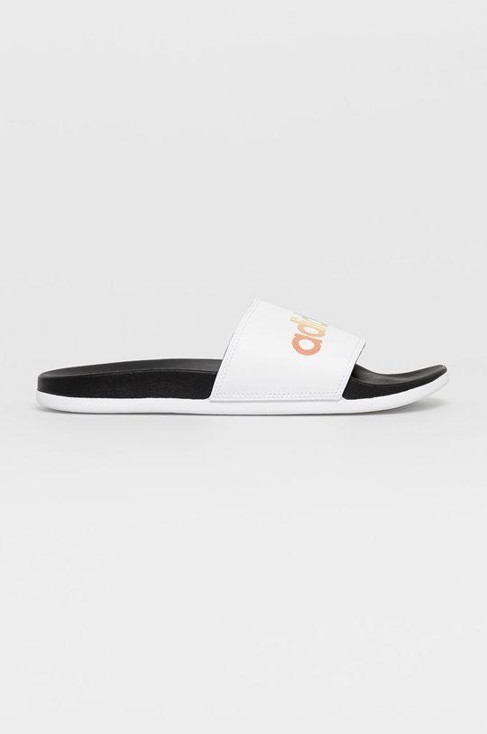 biela adidas - Šľapky ADILETTE Pánsky