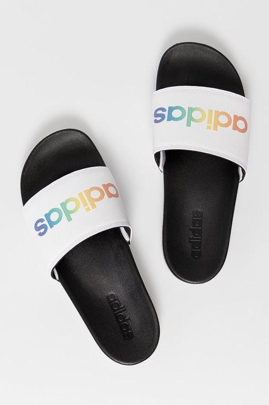 adidas - Šľapky ADILETTE biela