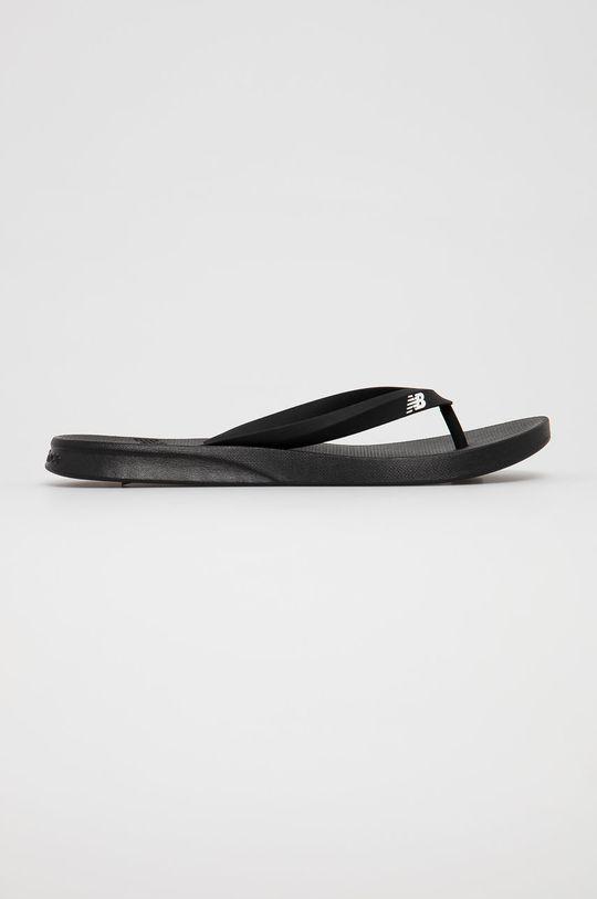 černá New Balance - Žabky SUT24K1 Pánský