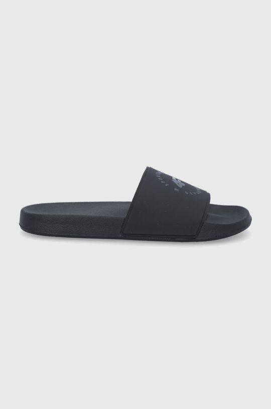 čierna 4F - Šľapky Pánsky