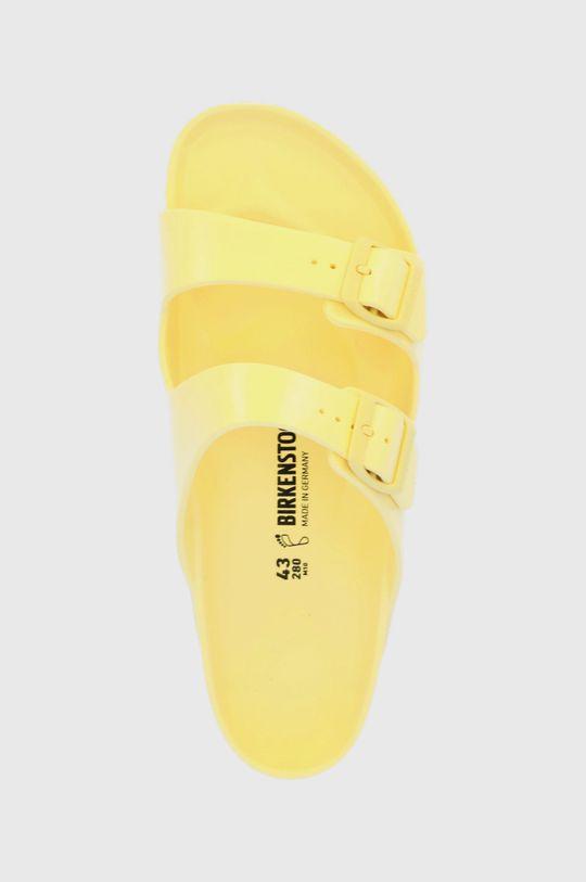 żółty Birkenstock - Klapki Arizona