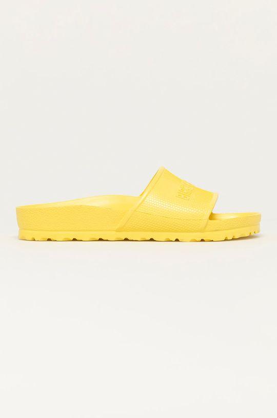 żółty Birkenstock - Klapki Barbados EVA Unisex