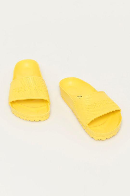Birkenstock - Klapki Barbados EVA żółty